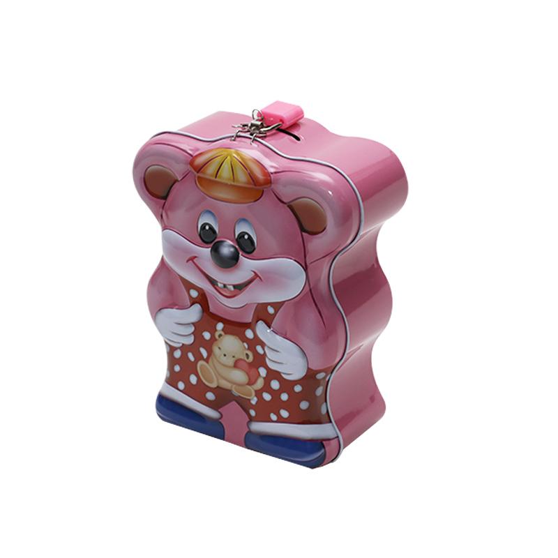 小熊储钱罐YC21